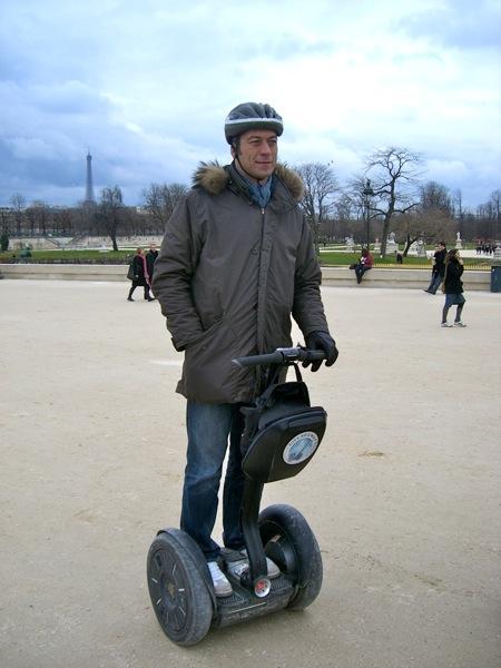 Segway Paris 2009